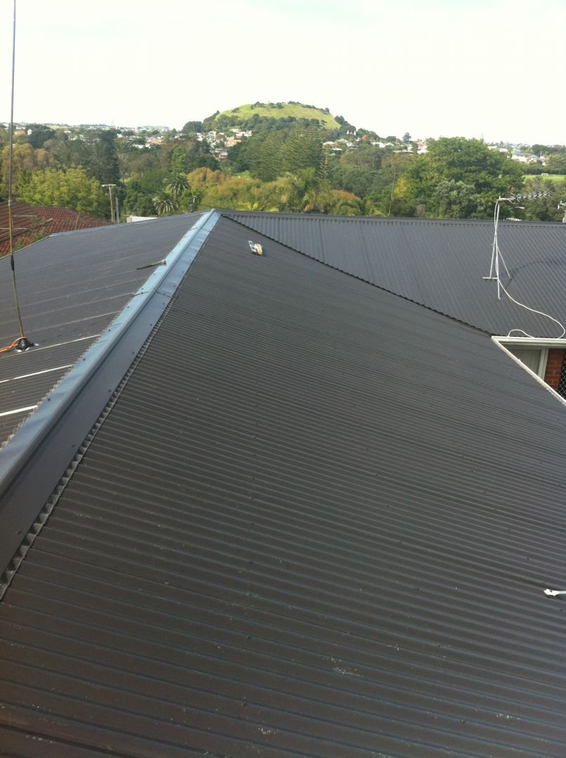 Lake Road Devonport Auckland Roofdek Limited
