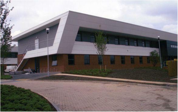 Sherwood Park Development, Nottinghamshire, England