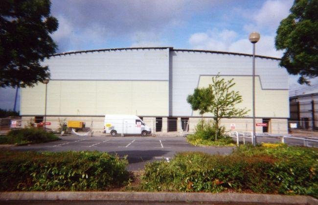 Cinema Complex, Essex, England