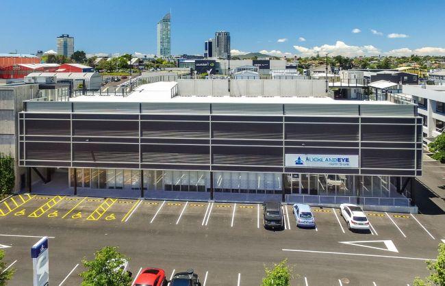 Auckland Eye